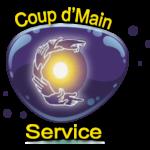 Logo Coup de main Service
